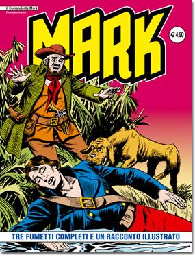 il Comandante Mark edizioni IF copertina numero 33