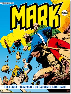 il Comandante Mark edizioni IF copertina numero 35