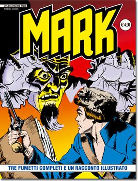 il Comandante Mark edizioni IF copertina numero 36