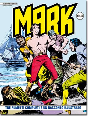 il Comandante Mark edizioni IF copertina numero 37
