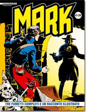 il Comandante Mark edizioni IF copertina numero 38