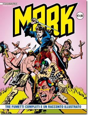 il Comandante Mark edizioni IF copertina numero 39