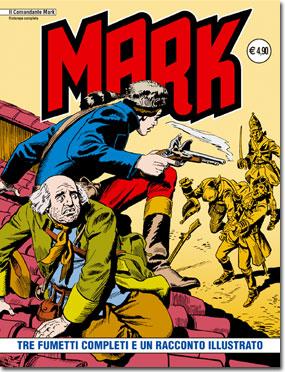 il Comandante Mark edizioni IF copertina numero 40
