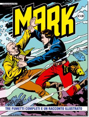 il Comandante Mark edizioni IF copertina numero 41