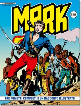il Comandante Mark edizioni IF copertina numero 42