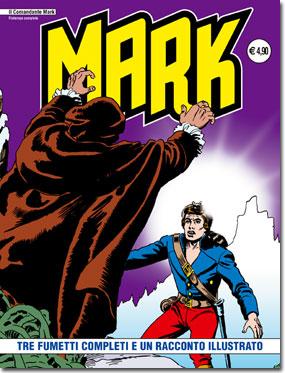 il Comandante Mark edizioni IF copertina numero 43