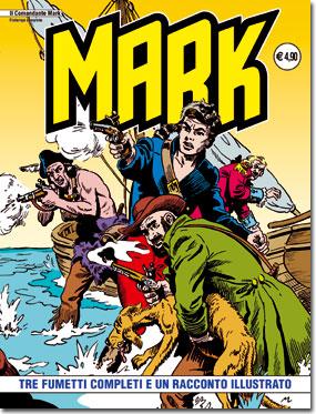 il Comandante Mark edizioni IF copertina numero 44