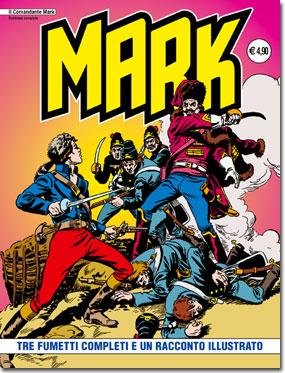 il Comandante Mark edizioni IF copertina numero 45
