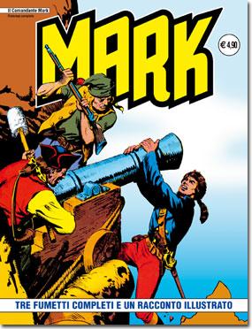 il Comandante Mark edizioni IF copertina numero 46