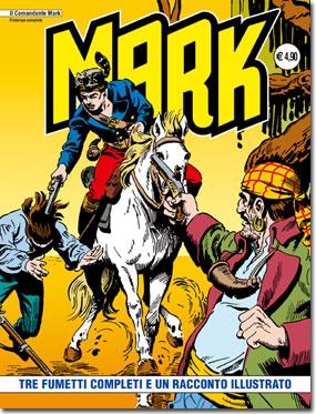 il Comandante Mark edizioni IF copertina numero 47