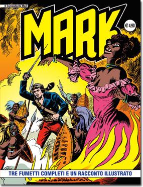 il Comandante Mark edizioni IF copertina numero 48