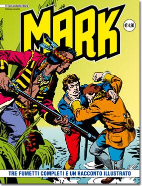il Comandante Mark edizioni IF copertina numero 49