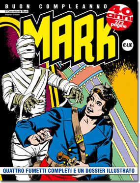 il Comandante Mark edizioni IF copertina numero 50