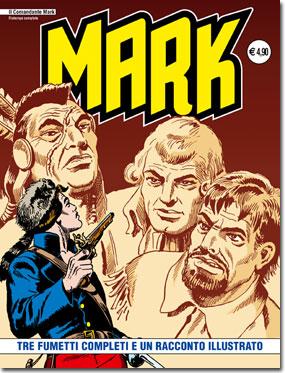 il Comandante Mark edizioni IF copertina numero 51