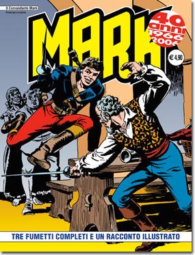 il Comandante Mark edizioni IF copertina numero 52