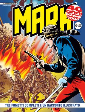 il Comandante Mark edizioni IF copertina numero 53