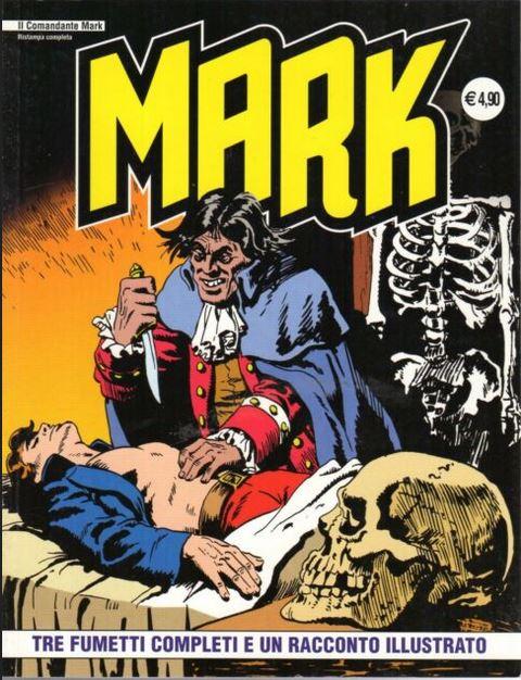 il Comandante Mark edizioni IF copertina numero 54