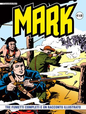 il Comandante Mark edizioni IF copertina numero 55