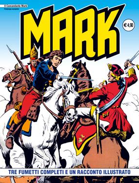 il Comandante Mark edizioni IF copertina numero 56
