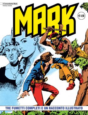 il Comandante Mark edizioni IF copertina numero 57