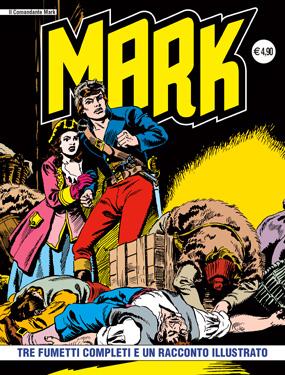 il Comandante Mark edizioni IF copertina numero 58