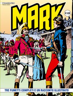 il Comandante Mark edizioni IF copertina numero 59