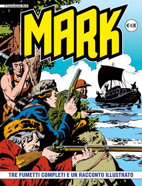 il Comandante Mark edizioni IF copertina numero 60
