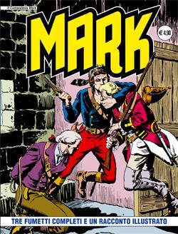 il Comandante Mark edizioni IF copertina numero 61