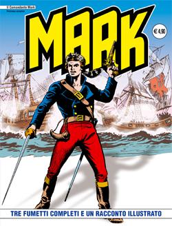 il Comandante Mark edizioni IF copertina numero 62