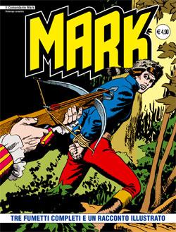 il Comandante Mark edizioni IF copertina numero 63