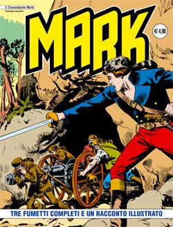 il Comandante Mark edizioni IF copertina numero 64