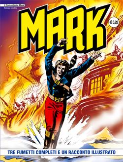 il Comandante Mark edizioni IF copertina numero 65