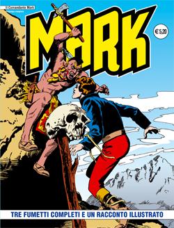 il Comandante Mark edizioni IF copertina numero 66