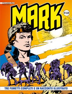il Comandante Mark edizioni IF copertina numero 677