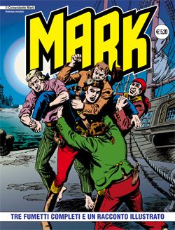 il Comandante Mark edizioni IF copertina numero 69