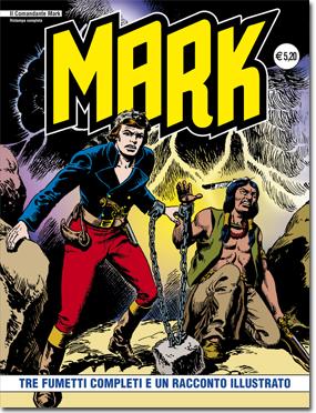 il Comandante Mark edizioni IF copertina numero 70