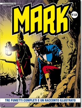 il Comandante Mark edizioni IF copertina numero 71