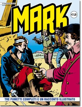 il Comandante Mark edizioni IF copertina numero 72