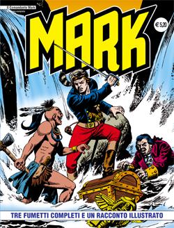 il Comandante Mark edizioni IF copertina numero 74