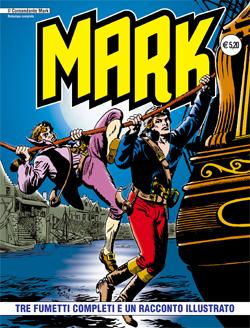 il Comandante Mark edizioni IF copertina numero 75