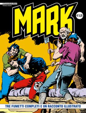 il Comandante Mark edizioni IF copertina numero 76