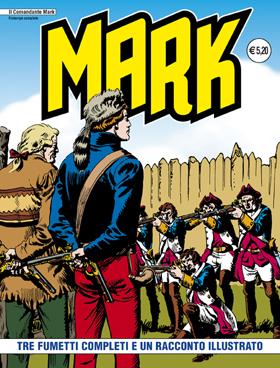 il Comandante Mark edizioni IF copertina numero 77