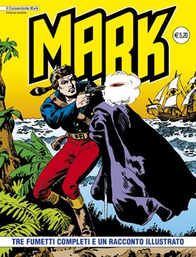 il Comandante Mark edizioni IF copertina numero 78