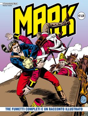 il Comandante Mark edizioni IF copertina numero 79