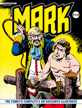 il Comandante Mark edizioni IF copertina numero 80