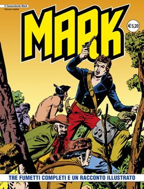 il Comandante Mark edizioni IF copertina numero 81