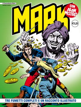 il Comandante Mark edizioni IF copertina numero 85
