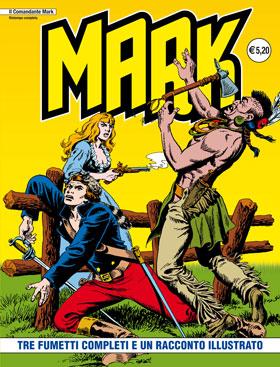 il Comandante Mark edizioni IF copertina numero 87