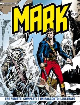 il Comandante Mark edizioni IF copertina numero 89