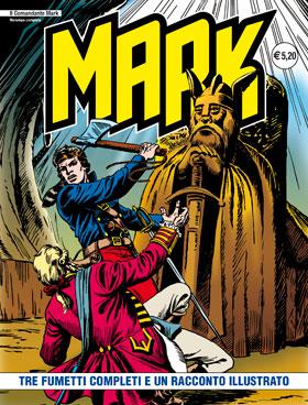 il Comandante Mark edizioni IF copertina numero 90
